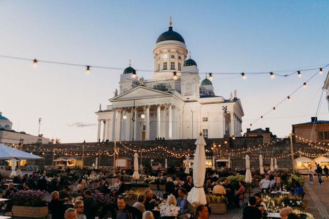 Viime vuonna Senaatintorille pystytetty Kesäterassi keräsi 400 000 kävijää.