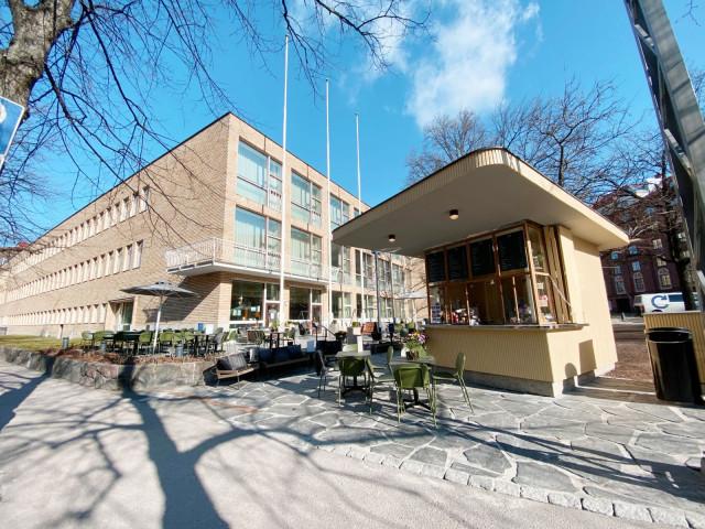 Lippakioskit ovat merkittävä osa Helsingin historiaa.