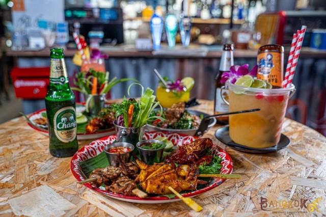 Bangkok 9 -ravintoloiden ruoka on hurmannut omistajan mukaan myös monet Suomeen matkanneet turistit.