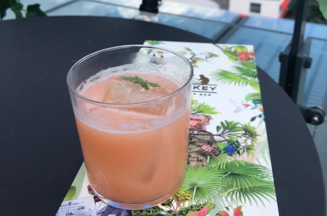 Tico Tico -drinkki pitää sisällään mm. Beefeater Blood Orange -giniä.