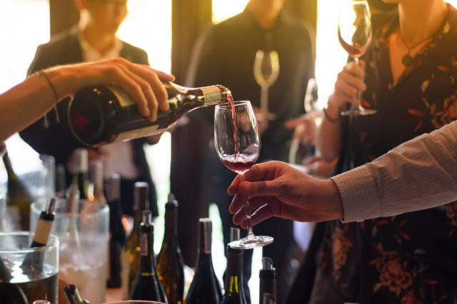 Festivaaleilla pääsee muun muassa maistelemaan ainutlaatuisia italialaisia viinejä.