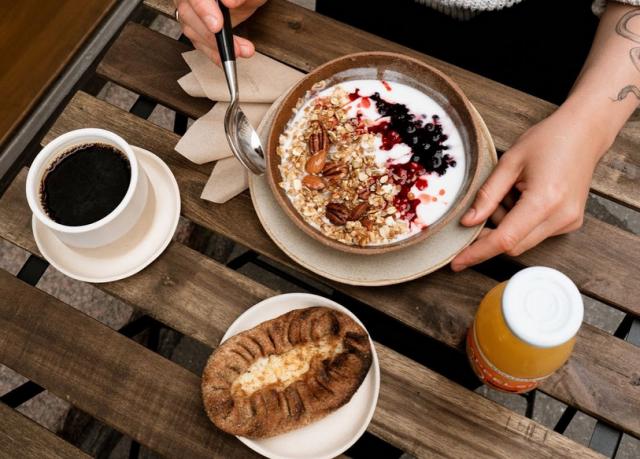 We Got This -kahvilasta saa muun muassa aamupalaa ja supersuosittuja karjalanpiirakoita.