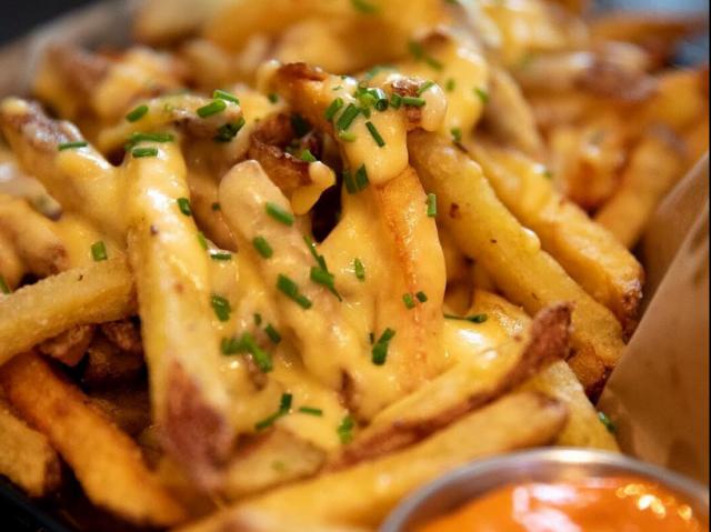 Tuunatut ranskalaiset ovat maistamisen arvoisia.
