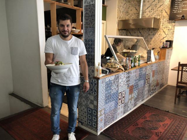 Omistaja Mazen Al Khadour avasi ensimmäisen Levantin vuonna 2015.