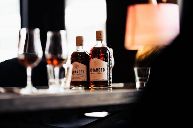 Discardedin alkoholituotteet lanseerattiin vastikään Suomen markkinoille.