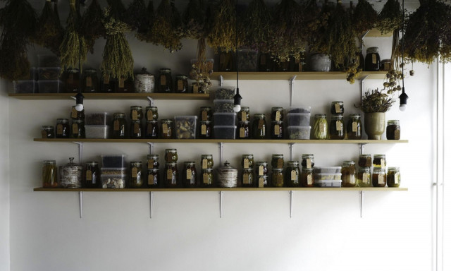Grönin keittiössä käytetään mahdollisimman paljon pohjoismaalaisia ja luonnon omia villituotteita.