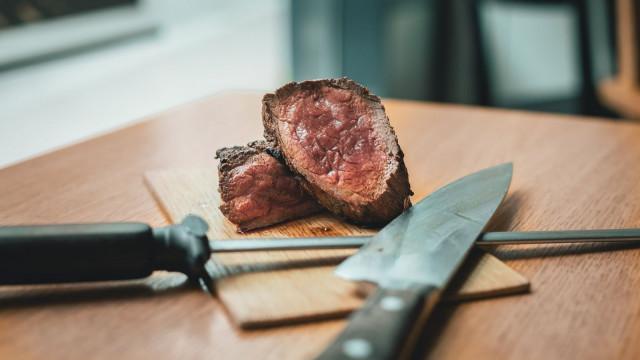 Huber on ravintola lihansyöjille ja hänen kavereilleen.