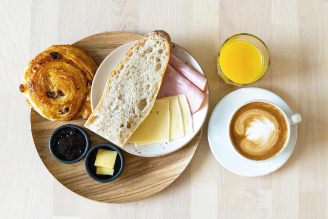 Greenbaken aamupalaa saa pian Töölöstä.