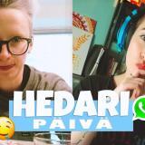 HEDARI Podcast #57: DAY | Painan vaan duunii