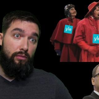 Sipilä ja journalisti-inkvisitio