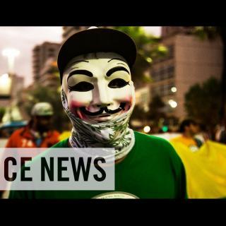 Mitä Brasilian kaduilla tapahtuu?