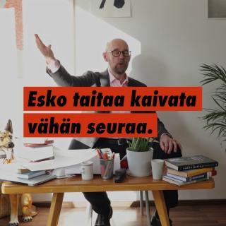 Esko Valtaoja on uskomaton hahmo, mutta osaatko nimetä yhtäkään toista suomalaista tutkijaa?