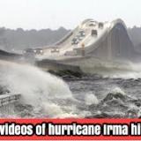 Tältä näyttää hurrikaani Irma – myrsky raivoaa suomalaisia sukulaisiaan hurjemmin