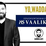 Onko Helsingin Sanomien vaalikonetta manipuloitu? - Yhdellä puolueella juuri oikeat vastaukset