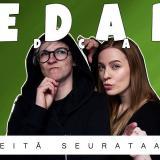 HEDARI Podcast #75: Meitä seurataan!