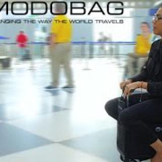 Modobag: matkalaukku ja kulkuväline samassa paketissa