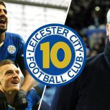 Millainen loppu on sadulla nimeltä Leicester?