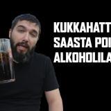 Alkoholilaki - Ei saatana mikä työmaa, viinaa pittää juua