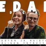 HEDARI Podcast #79: Heteronaisten ja -miesten välinen ystävyys