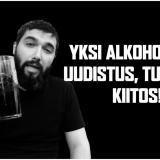 Alkoholilaki - Keskustan ristiretki yksilönvapauksia vastaan