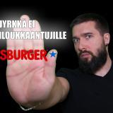 Hesen sylkyburgeri ja keskustelukulttuurin alennustila