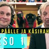 Hjallis Harkimon ja Jethro Rostedtin myyntikoulu sai ensimmäisen jaksonsa
