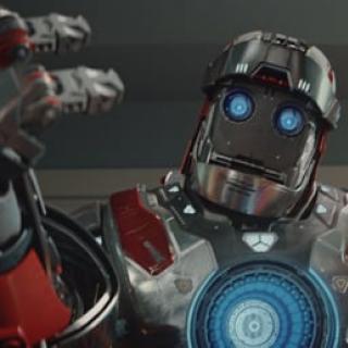 Suomalaisohjaajan upea mainosvideo herkuttelee robottien tulemisella