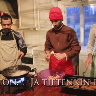 Joukkorahoituksella maailman parasta falafeliä ja samalla maahanmuuttajille töitä