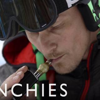 Olympiakultaa voittanut Ross Rebagliati: kannabis on polttoainetta