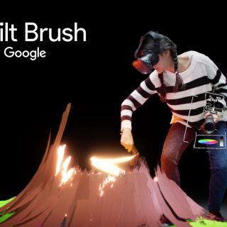 3D-maalausta VR-laseilla