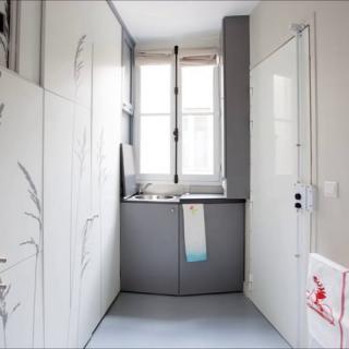 Kahdeksan neliön asunto on jokaisen marittajan unelmakoti